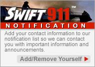 Swift 911 Notification