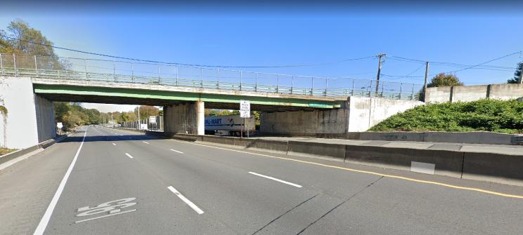 Old White Plains Road Bridge PNG