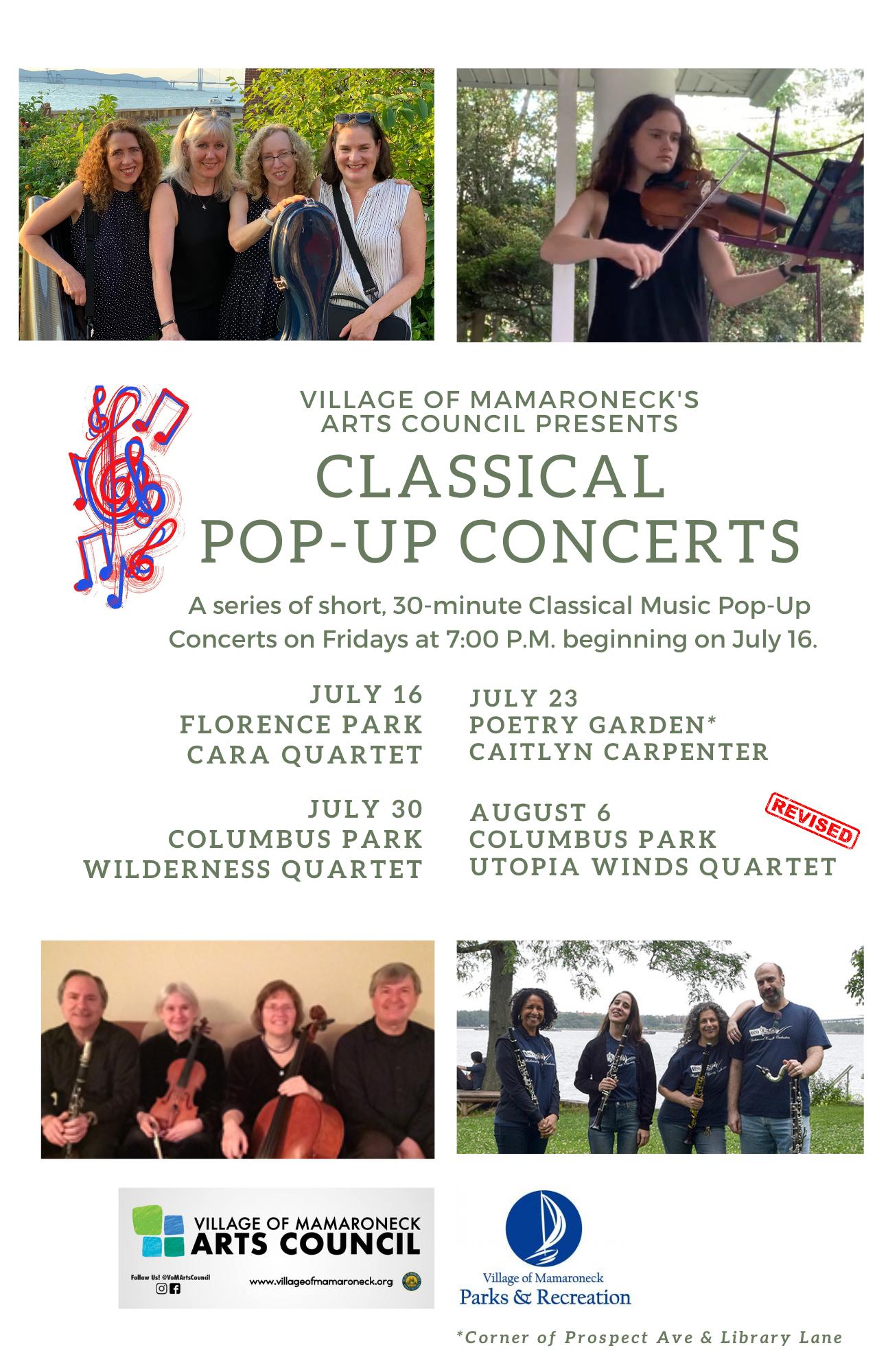 Classical Pop-Up Concerts PNG